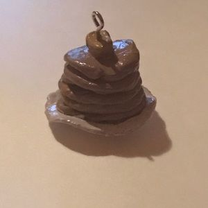 Jewelry - Pancake with Butter Pendant